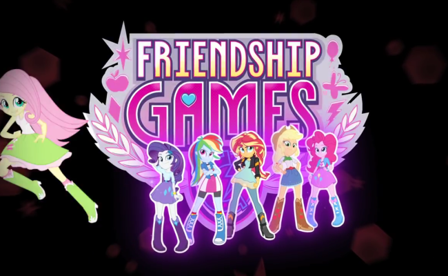 My Little Pony: Equestria Girls: Friendship Games Review