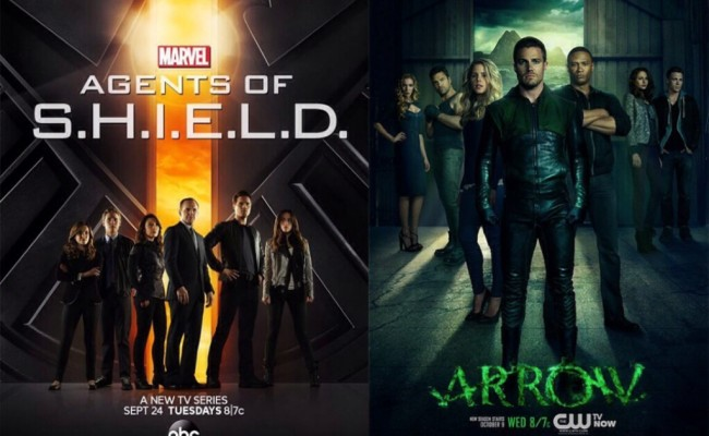 ARROW and AGENTS OF S.H.I.E.L.D. Return With New Trailers