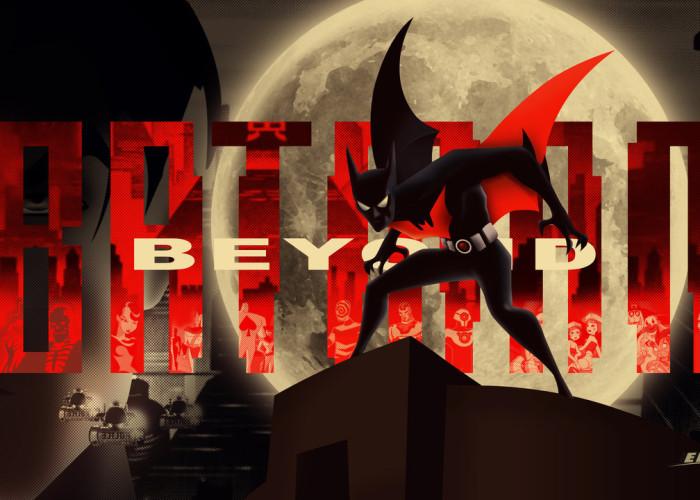 Robbie Amell as Terry McGinnis in BATMAN BEYOND?!