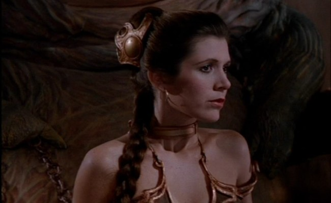 Nerds, Crack Open the Wallets: STAR WARS' Slave Leia Outfit on Sale