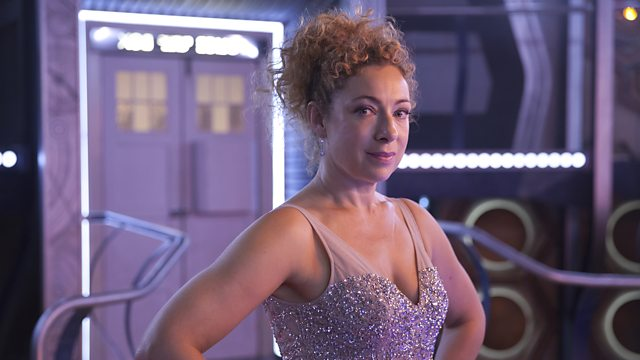 River Song Returns for the DOCTOR WHO Christmas Special!