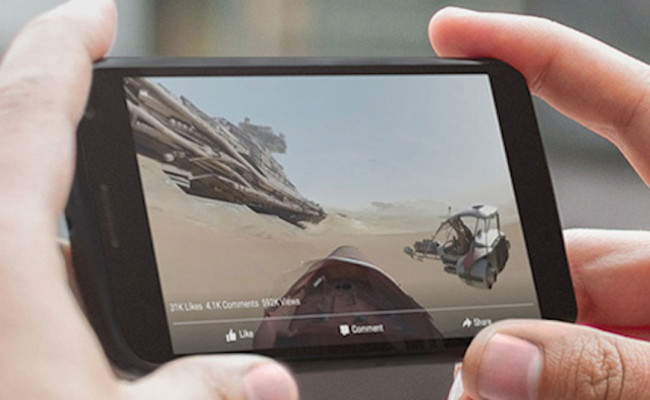 Virtual Video Lets You Explore New STAR WARS Planet