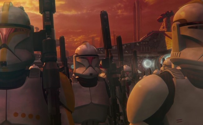 STAR WARS EPISODE II: ATTACK OF THE CLONES Tries to Be EMPIRE and Fails