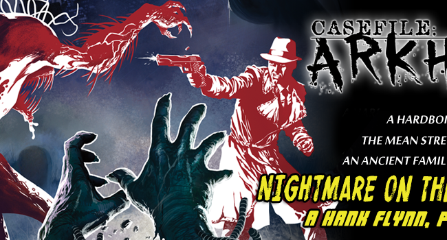 CASEFILE: ARKHAM Review