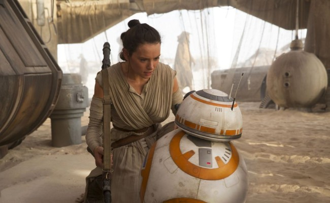 STAR WARS: THE FORCE AWAKENS is Basically A NEW HOPE