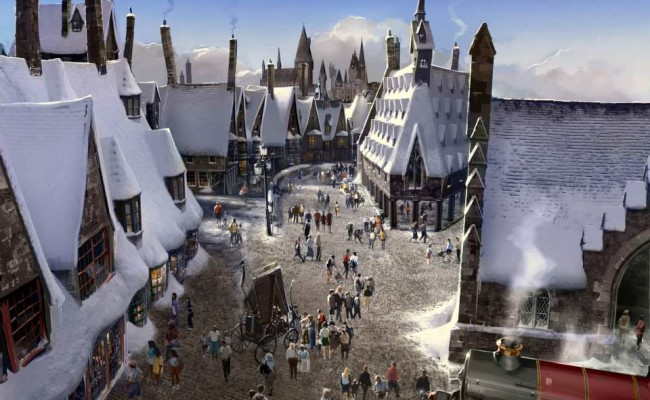 The WIZARDING WORLD OF HARRY POTTER Has an Opening Date!!